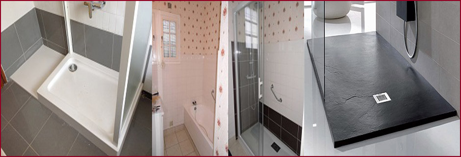 Oferta de cambio de placa de ducha por bañera en sevilla